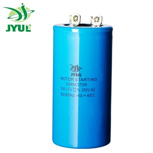 AC Motor Starting Running cbb60 motor run capacitor 16uf 450v