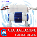 Air cleaning ozone generator parts 3g ceramic ozone generation tubes