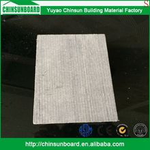 CE certificated Tested Waterproof Finely Processed Use glass fiber reinforced gypsum board