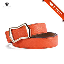 Hot Selling Women Fashion Concise Leather Belt Strap/Girls Belt