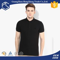 High quality cotton new design bulk polo t-shirt for men