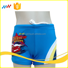 Cartoon Cars MC Boy's Swimming Trunks Boy Swimwear