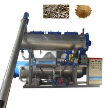 2T per day capacity small fish meal machine/meat and bone meal machine
