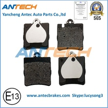 ISO9001/TS16949 WVA21898 or D873-7748 brake pad