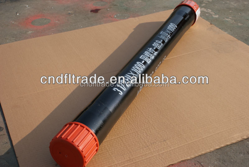"API 5CT 2 3/8"" 4 1/2"" NU EU tubing and casing pup joint for oilfield made in china"