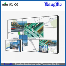 professional ultra narrow bezel cheap 47 inch lcd video wall