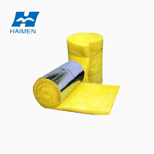 thermal insulation material acoustic partition wall fiber glasswool blanket