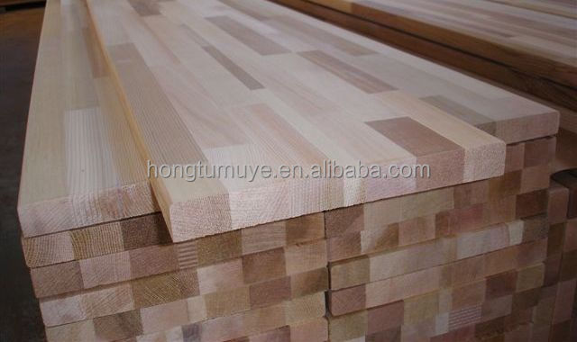 Red Cedar Finger Jointed Panels