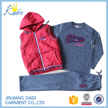 Wholesale Top Brands Kids Winter Clothing