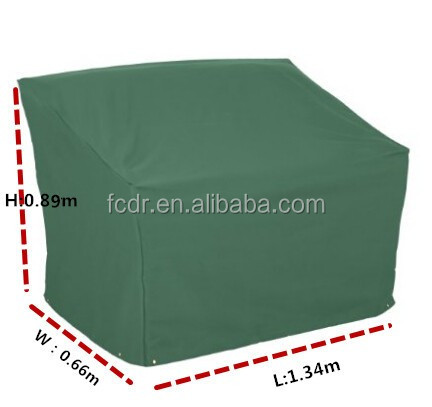 Low price water proof furniture cover for rectangle table