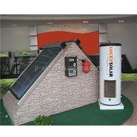 Heat Pipe Solar Water Heaters swimming pool Solar panels for sale