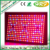 Led Light Veg & Flower Hydroponics CE RoHS Listed Dimmable 600watt Led Grow Light Panel With 3W/5W LED Chip Epistar Or Bridgelux