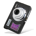 8x Optical Zoom 8x Digital Zoom 18MP 5.0M CMOS Compact Digital Camera