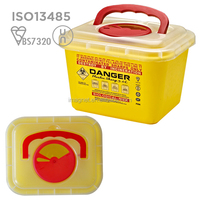 Hospital Medical Sharps Container In Health