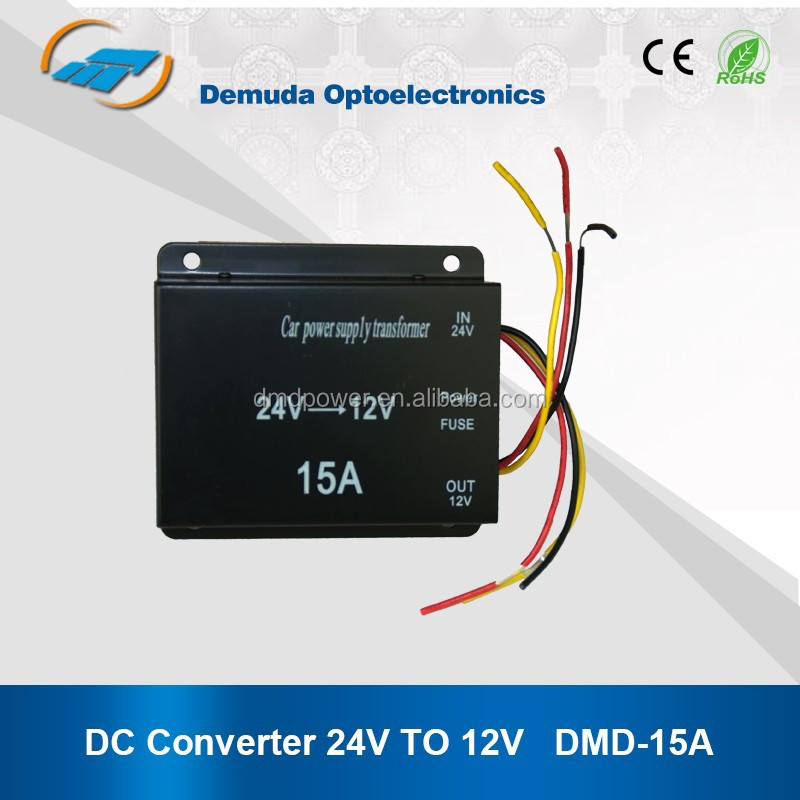 Dc/dc converter 24v to 12v step down voltage converter 24v 12v 30a