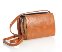 taiwan style PU leather camera bag for girls