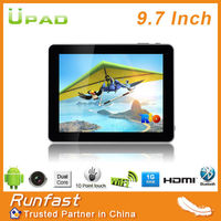 Google Android 4.0.4 tablet pc Rockchip 3066 Dual-core 1.5G