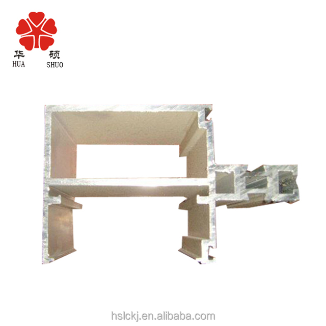 veneer fluorocarbon lacquer face aluminium profile curtain wall decoration materials