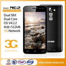 Chinese Wholesale Price MTK6572 Double Camera Android 3G Samrt Cell Phone