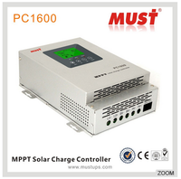 Factory Supply High efficiency 60A 48v mppt solar charge controller made in China