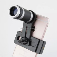 New Arrival Mobile Phone Camera Lens Fisheye Lens 8X Zoom Lens for Mobile Phone Alibaba Gold Member