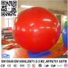 Large Light Helium Balloon Promotion Round Cube Sky Airship Balloon For Advertising