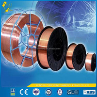 H08A CO2 material SG2 gas sheilded AWS 5.18 ER70S-6 CO2 welding wire