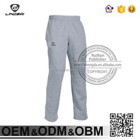 Men Cotton and Polyster Safety Training Blank Men Jogger Pants