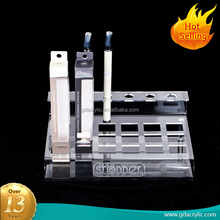 High Clear Acrylic E Cigarette Display For Stores