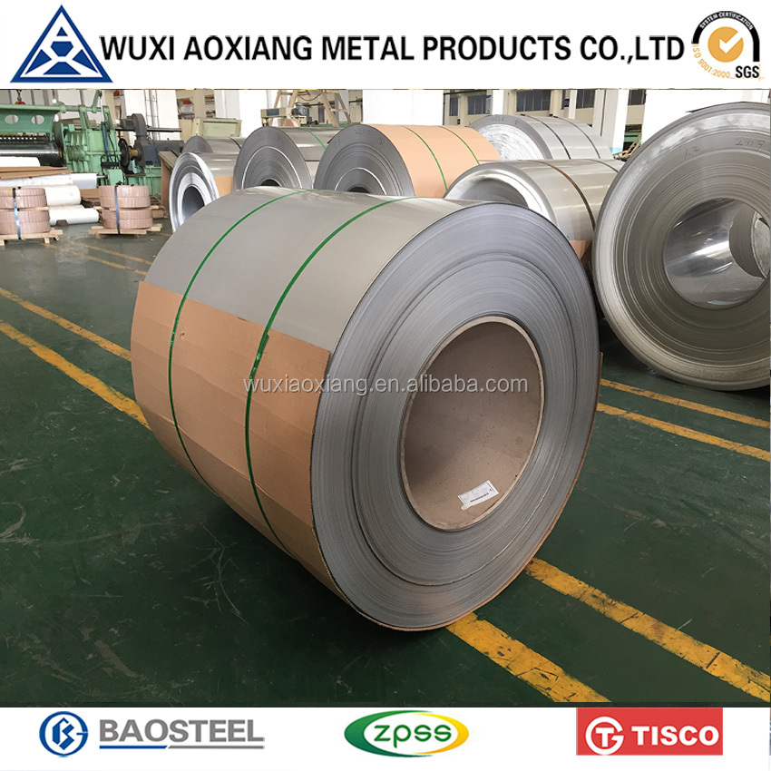 Free Samples AISI Stainless Steel Coil 304 316 0.3-16mm Order From China Direct