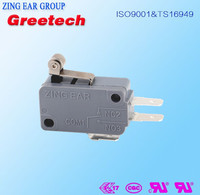 Normally open micro switch/normally closed microswitch(UL,ENEC and CE)