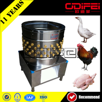 Best Selling Energy Saving Chicken Plucker Machine