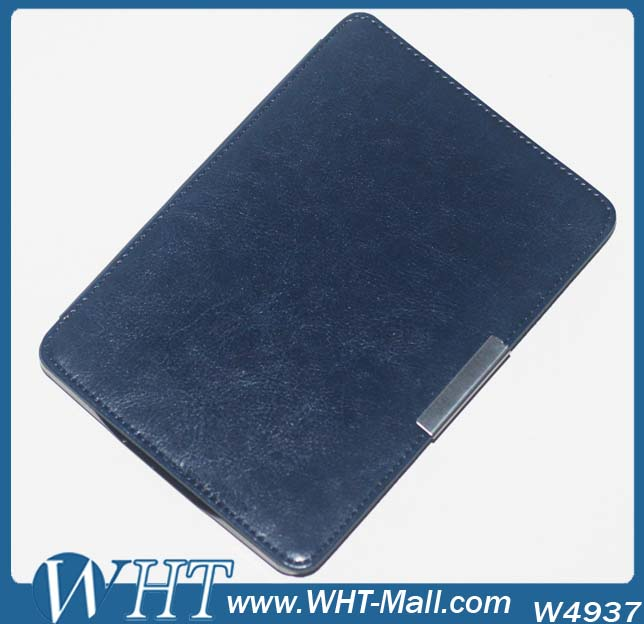 Wholesale Leather Case for Amazon Kindle Paperwhite New Cover