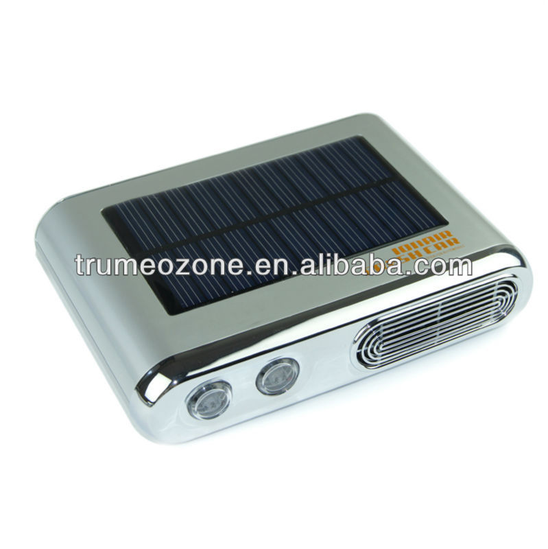 Ozonizer Air Deodorizer with ionizer and ozonizer UV .carbon fitler