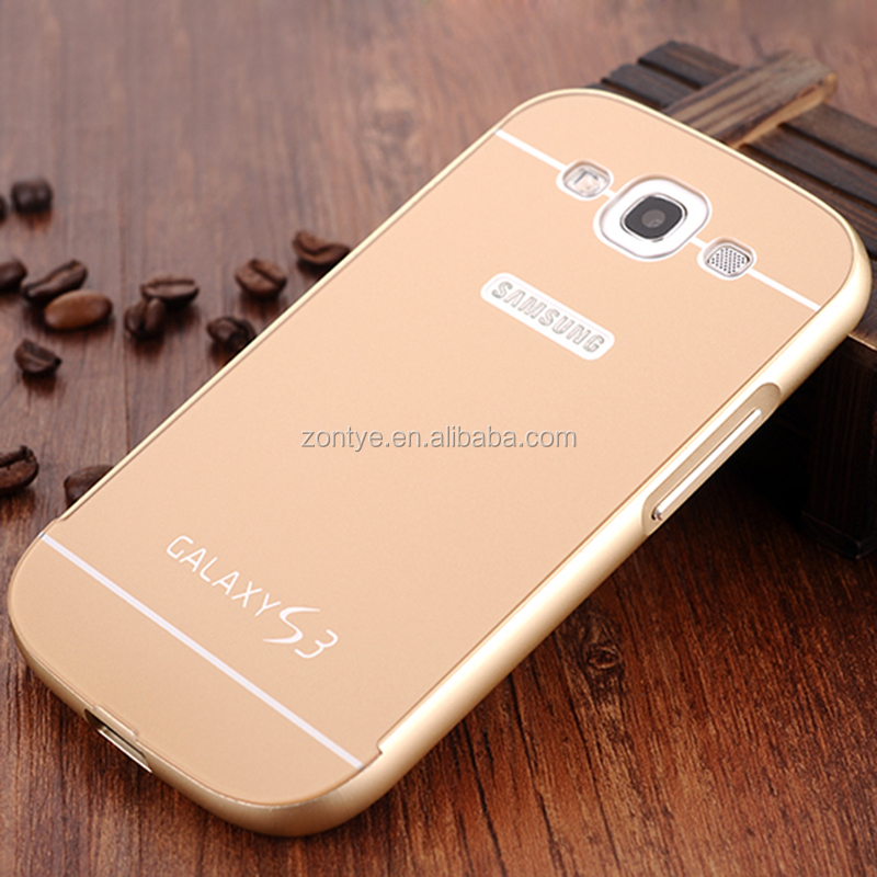 Chinese supplier New arrival cheap phone case cover case For samsung galaxy s3 9300, Bumber with back cover