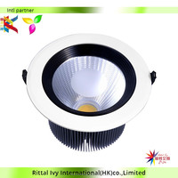 Hot Selling Professional Manufacture Dimmable High Power Led Down Light Price