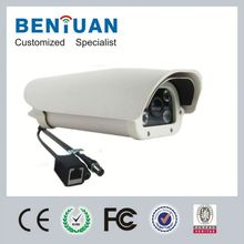 home security camera systems EASY OPERATION High solution 700TVL White LEDs LPR IP cameras(For Parking lot)