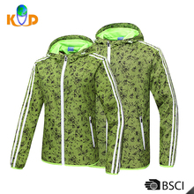 Quick Dry Hiking Jacket Waterproof UV Protection Coats Outdoor running Sport lady Skin Jackets