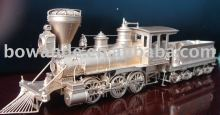US Mogul , 1:87 Electric train ( Brass made)