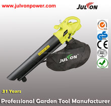 Garden tool portable mini electric leaf blower and vacuum