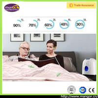Alibaba 1,2,3,4,5L Electric Intelligent Portable Pulse Oximeter Oxygen Therapy For Old People Household
