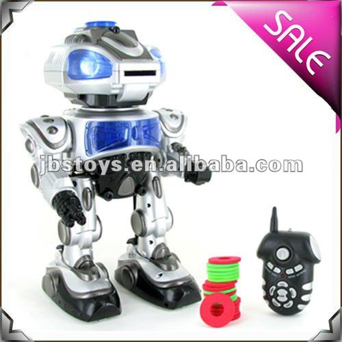 Intelligent Toy EVA Bullets Rc Shooting Robot