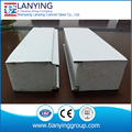 Lanying color coated EPS sandwich panel insulation wall panel
