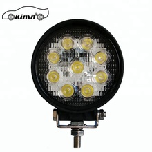 "4.3"" 2160LM China off road accessories 27w led work light"