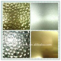 mill finish /anodized coating aluminum coil/sheet for different usage