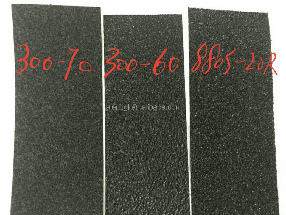 embossed no sanding PVC non slip tape for steps walk ways anti slip tape