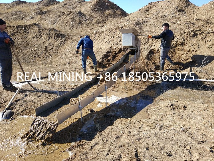 sluice box highbanker for sale australia gold panning