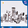 304 316 stainless steel sanitary din 11851 fittings