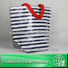 PP Woven Shopper Advertise Handbag