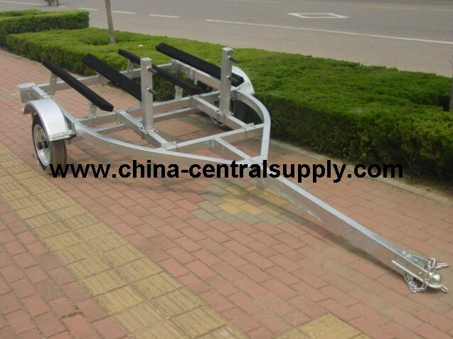 Factory made Aluminum bunks 2.6m Jet ski trailer CT0061KN